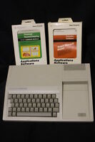 NEW Vintage TEXAS INSTRUMENTS TI-99/4A Home Computer w/BASIC & Record Keeping