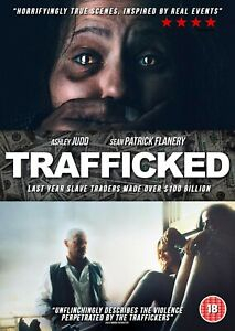 TRAFFICKED (RELEASED 2ND MARCH) (DVD) (NEW)