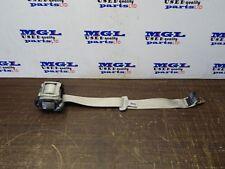 AUDI A8 D3 REAR BACK MIDDLE SEAT BELT IN GREY 4E0857807A  03-09