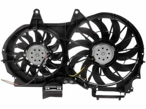 For 2002-2009 Audi A4 Quattro Auxiliary Fan Assembly Dorman 33275RB 2007 2005