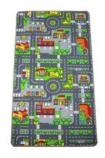 Children's Streets Road Map Polypropylene Home & Furniture