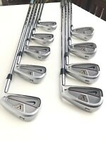 Nike VR Cavity Tour V10 Irons 2-P Set Rare With USGA legal Grooves- Collectors