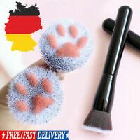 Beauty Makeup Cat Paw Fibre Makeup Brush Foundation Concealer Blush Brush A8Y7