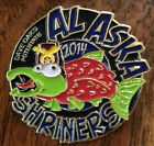 ALASKA SHRINER'S 2014 DAVE OAKS POTENTATE TIE TACK TYPE PIN Freemason Masonic