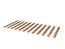 Rollrost Lattenrost Rolllattenrost 80 x 200 cm / 200 Stk Massivholz