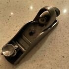 Stanley No 60 1/2 Low Angle Adjustable Mouth Block Plane Tuned - Early