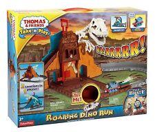 Fisher-Price Thomas & Friends Take 'N Play Roaring Dino Run Train Set NEW!