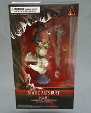 STATIC ARTS BUST FINAL FANTASY XIII Lightning Statue Square Enix Japan NEW