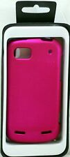 Digital Energy TrueSna ZTE Warp Sequent Glossy Pink Snap-On Hard Protection Case