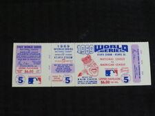 1969 World Series Atlanta Braves Phantom Ticket NR MINT RARE!!!