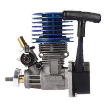 SH 18 Motor Nitro RC Motor 2.74cc Azul para HSP HPI 1/10th Buggy camión automóvil