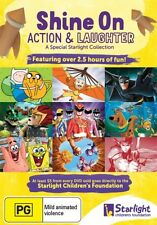 Shine On: Action and Laughter 2014 * NEW DVD * (Region 4 Australia)