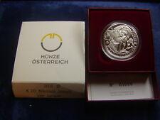 20  Euro Nikolaus Joseph von Jacquin 2011  Österreich PP W/18/537