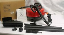 Euro-Pro EP95-RED Vapor Steam Cleaner - Made in Italy - NIB