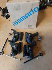Retro / Vintage Shimano Mountain Bike Cantilever Brake Set BR-M454 JAPAN RARE