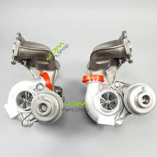 Billet 6+6 16T State 2 Turbocharger TD04L BMW E90 E92 E93 135i 535i N54B30 650HP