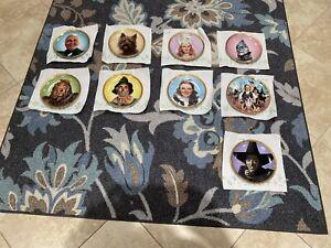 Hamilton Collection Wizard Of Oz plates