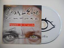 CHARLELIE COUTURE : APPEL A L'AIDE [CD SINGLE PORT GRATUIT]