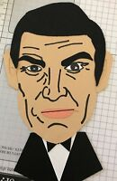 Birthday or Any Occassion Handmade Gift Card Holders - James Bond