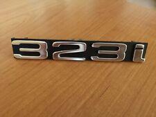 OEM BMW e21 323i front grill badge emblem 51141858815