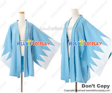 Hakuoki Hakuouki Shinsengumi Kitan Cosplay Shinsengumi Blue Coat Costume H008