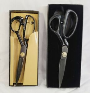2 X Guggenhein Professional Tailor Shears 9-Inch