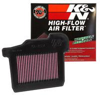 YA-8514 K&N Replacement Air Filter YAMAHA FZ09; 2014 (KN Powersports Air Filters