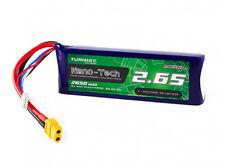 Turnigy Nano-Tech 2650mAh 3S 11.1V 30C 60C LiPo Battery Pk XT60 FPV Multirotors