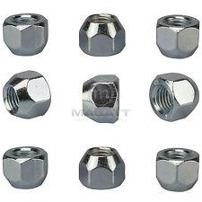 20 Radmuttern Zink für Mazda 121 323 Demio 2 MX3 MX5 RX7 626 929 zu Stahlfelgen