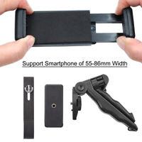 Mount Selfie Tool Stick Fixing Bracket Tripod Phone Holder for DJI Osmo Pocket,.