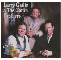 Larry Gatlin, Gatlin Brothers - Live [New CD]