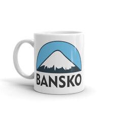 Bansko Mug - Bulgaria Ski Skiing Snowboarding Snowboard #5125