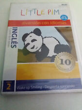 "DVD ""LITTLE PIM DIVERSION CON IDIOMAS INGLES WAKE UP SMILING"" PRECINTADO SEALED"