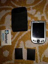 HP iPAQ Pocket PC h4100 2x extra batteries no charger