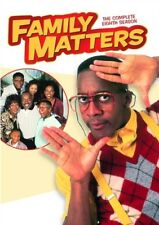 FAMILY MATTERS TV COMPLETE EIGHTH SEASON 8 New Sealed 3 DVD Set