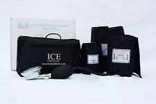 ICE Medical Blood Pressure Kit Monitor Sphygmomanometer 3 cuffs Adult Child inc