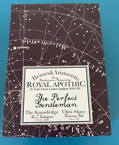Heroes & Aristocrats by Royal Apothic The Perfect Gentleman Kit