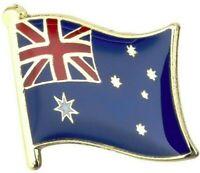 Australia Flag Badge Lapel Pin - Aussie Flag Enamel Tie Pin Anzac Day Aussie Pin
