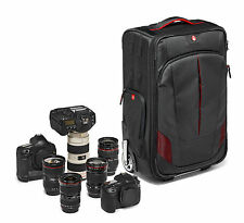 Manfrotto Pro Light Reloader-55 Camera Roller Bag For Cam U.S. Authorized Dealer