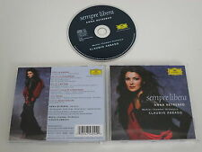 ANNA NETREBKO/SEMPRE LIBERA, MAHLER(DEUTSCHE GRAMMOPHON 00289 474 8002) CD ALBUM