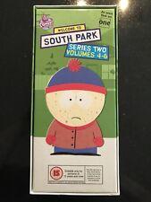 South Park - Series 2 - Vols. 4-6 (VHS, 1999, Animated, Box Set)