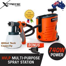 Unimac 740W Power Hvlp Electric Paint Sprayer Gun Diy Spray Station T00l
