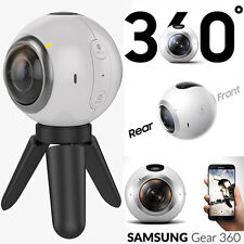 NEW Samsung Gear 360 Camera Action Camcorder for Galaxy S6, S6+,Note 5, S7, S7+