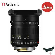 TTArtisans 21mm F1.5 Full Fame Lens for Leica M Mount Camera M240 M6 M3
