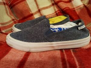 Converse Jack Purcell Slip On Mens 8 Womens 9.5