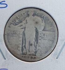 1927 S Standing Liberty Quarter - Better Semi Key Date GREYSHEET BID IN GOOD $40