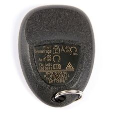ACDelco 22951509 Remote Lock Control Or Fob