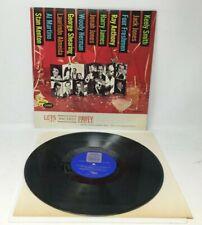 Let's Bacardi Party Vinyl Record