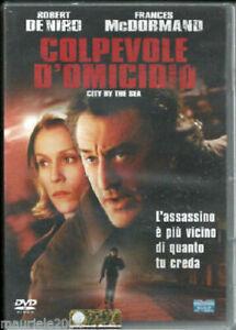 Colpevole d'omicidio (2002) DVD originale