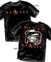 Manny Machado Baltimore Orioles SILHOUETTE T-Shirt - Adult Sizes Brand New